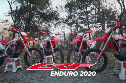 HONDA REDMOTO CRF ENDURO 2020