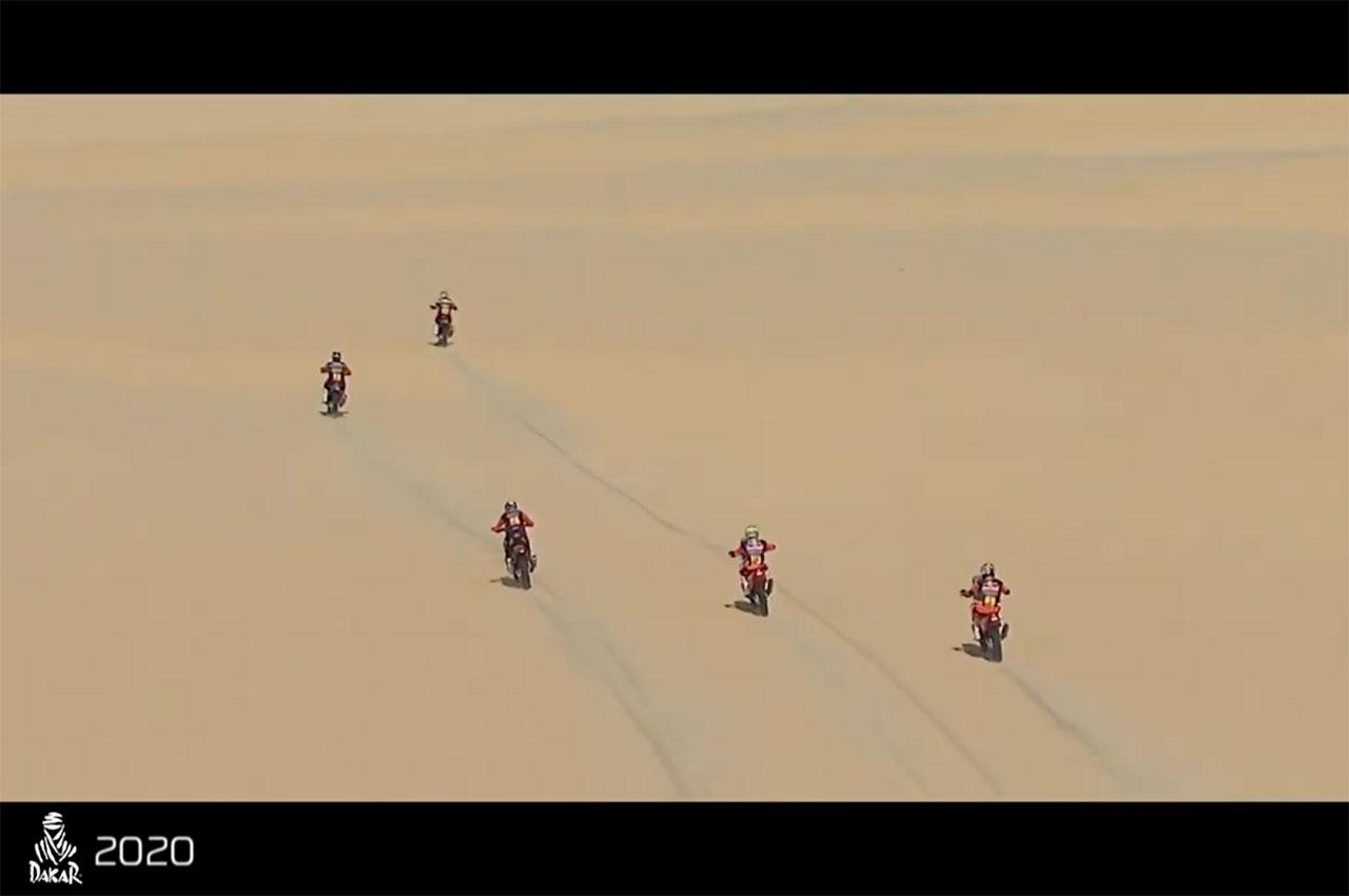 Honda Dakar 2013 2020