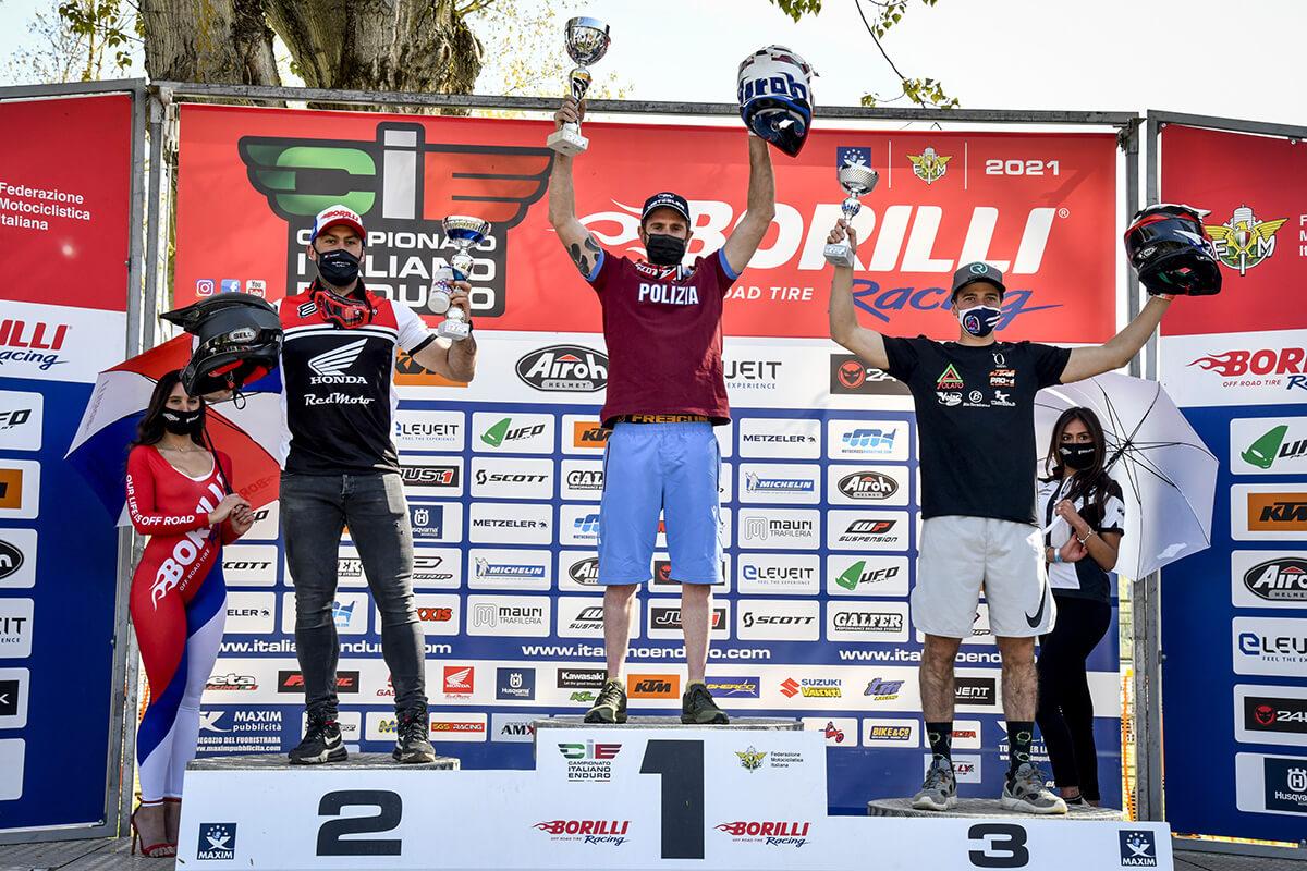 Piediluco - Honda RedMoto Racing World Enduro Team