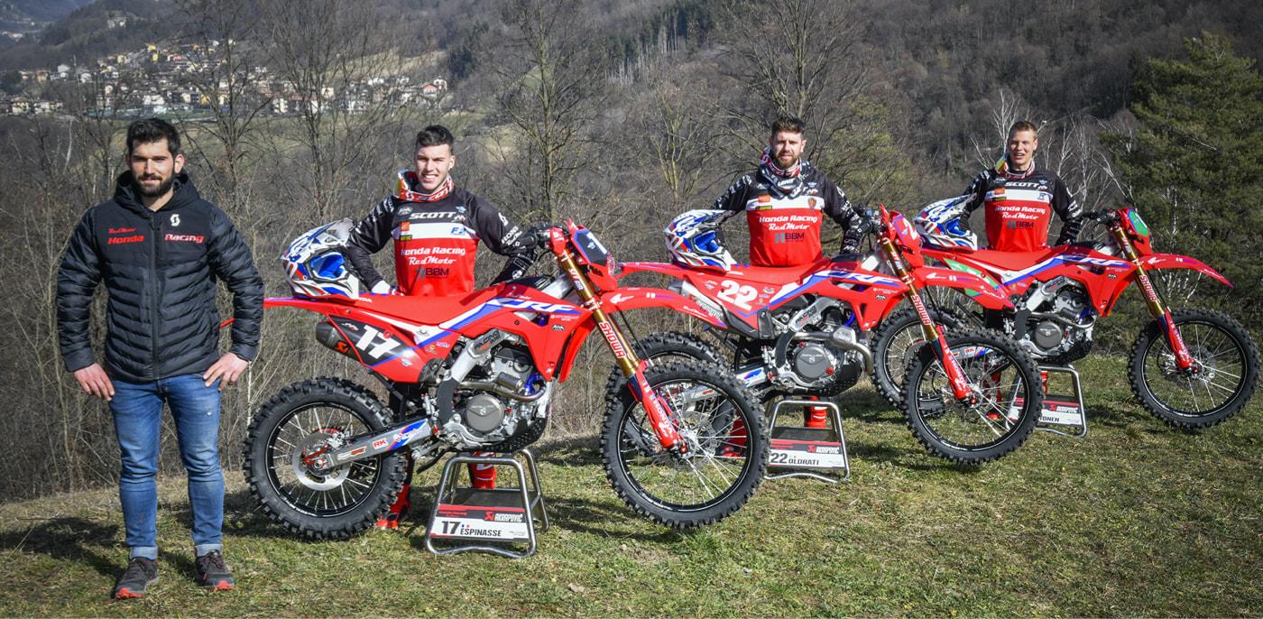 Team Redmoto Racing